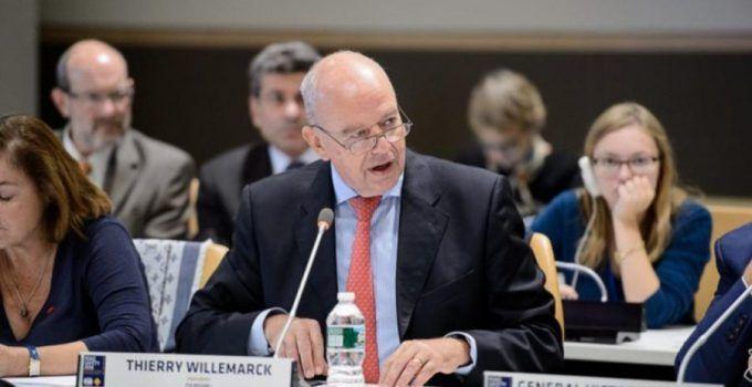 La Fórmula de la FIA para la Movilidad Sostenible: Entrevista con Thierry Willemarck