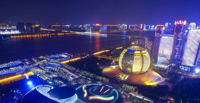 La búsqueda de China para ganar la carrera del EV/AV en un mundo caliente