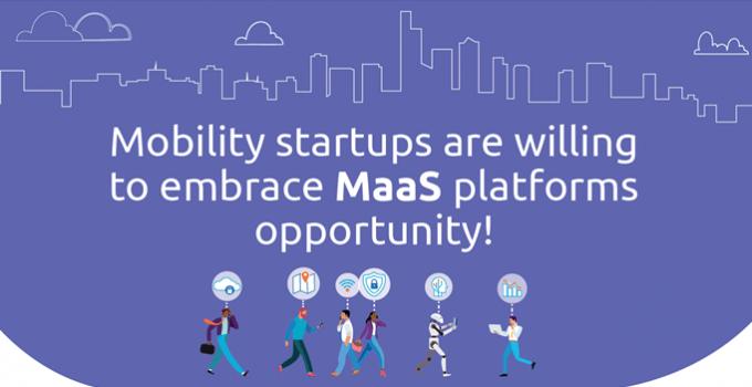 Las nuevas empresas de movilidad quieren aprovechar las ventajas de las plataformas MaaS