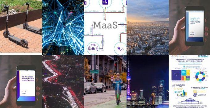 Los principales artículos diarios de movilidad urbana de 2018