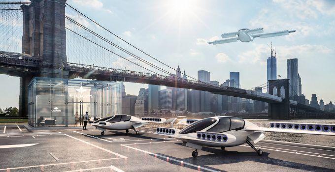 Los taxis aéreos están llegando y están por llegar: una entrevista con Remo Gerber