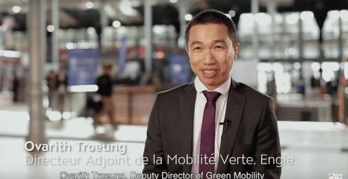 Ovarith Troeung - Subdirector de Movilidad Verde