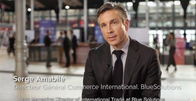 Serge Amabilé - Director General de Negocios Internacionales