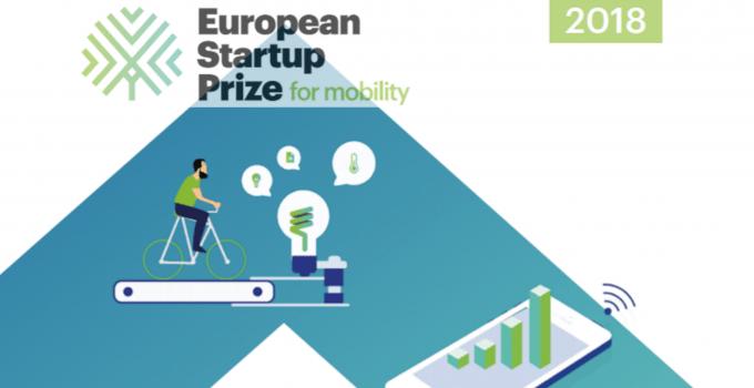 Ya se conocen los ganadores del premio europeo de movilidad Startup!