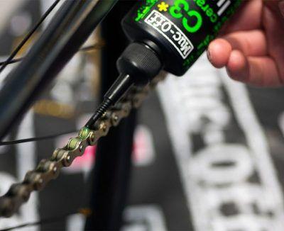 Aceite para cadenas de bicicletas