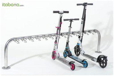 Aparcamientos patinetes eléctricos