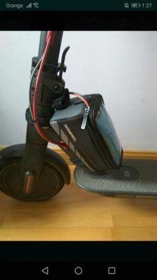 Batería externa patinetes xiaomi