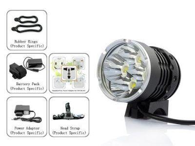 Baterias para focos de bicicletas