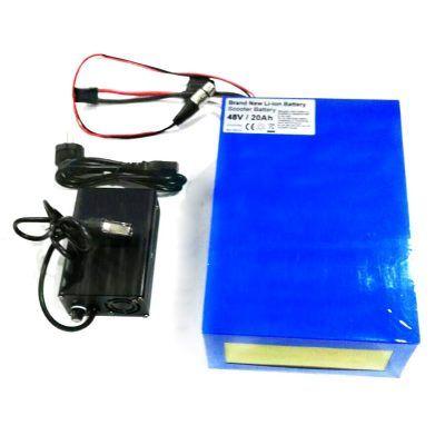 Baterías patinetes 48v