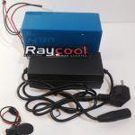 baterías para patinetes raycool