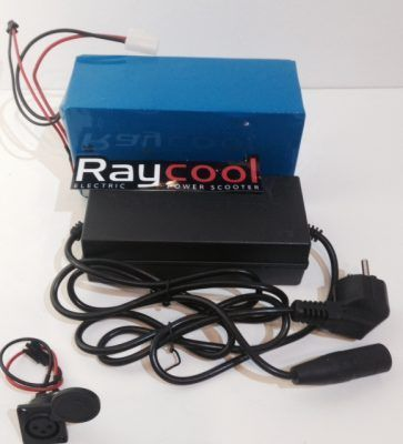 Baterías patinetes raycool