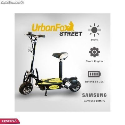 Baterías patinetes urban fox