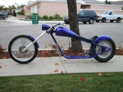 Bicicletas chopper