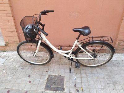 Bicicletas city 40