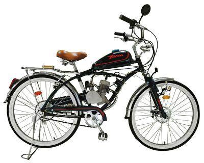Bicicletas con motor