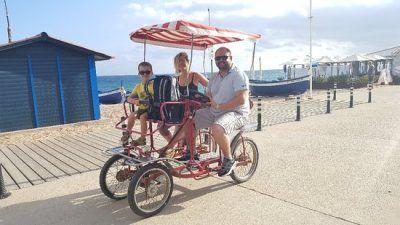 Bicicletas de 4 ruedas