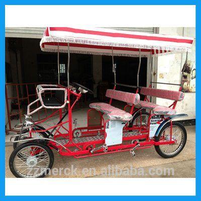 Bicicletas de 4 ruedas para adultos