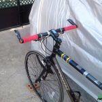 bicicletas de carretera con manillar plano