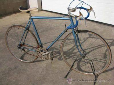 Bicicletas de carretera vintage