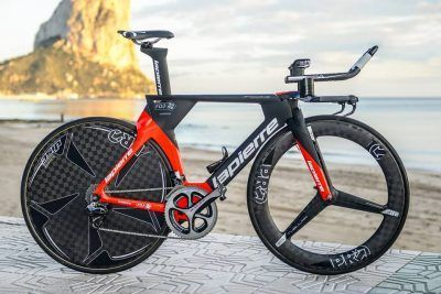 Bicicletas de contrarreloj