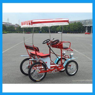 Bicicletas de cuatro ruedas