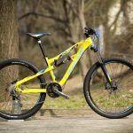 bicicletas de doble suspension