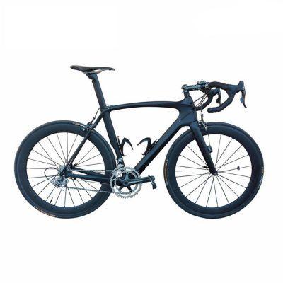 Bicicletas de fibra de carbono