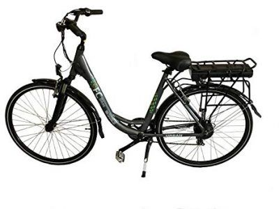 Bicicletas de paseo eléctricas