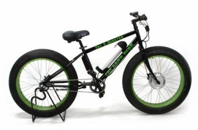 Bicicletas de ruedas anchas