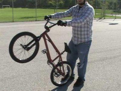 Bicicletas de saltos