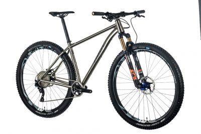 Bicicletas de titanio