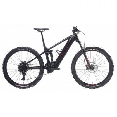Bicicletas eléctricas doble suspension