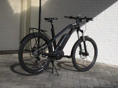 Bicicletas eléctricas hibridas