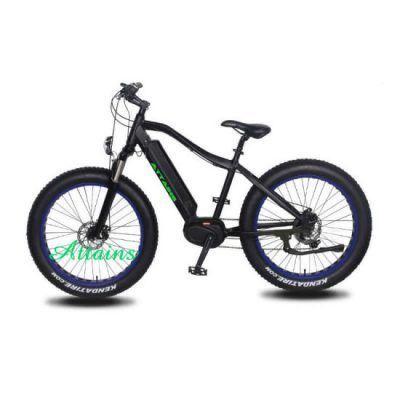 Bicicletas electricas montaña
