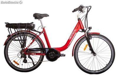 Bicicletas eléctricas motor central