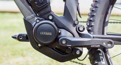 Bicicletas eléctricas motor yamaha