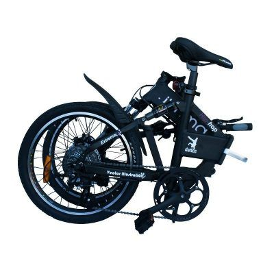 Bicicletas eléctricas pequeña