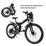 bicicletas eléctricas plegable rueda 26