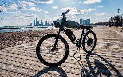 Bicicletas electricas por potencia
