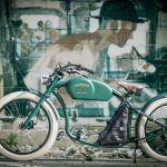 bicicletas eléctricas retro