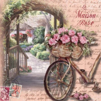 Bicicletas flores