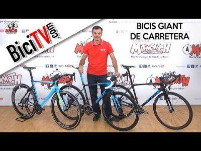 Bicicletas giant eléctricas