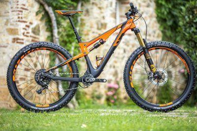 Bicicletas mtb 27.5 plus
