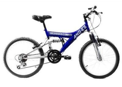 Bicicletas mtb doble suspension