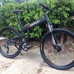 bicicletas mtb plegable