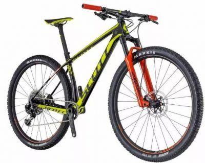 Bicicletas mtb scott