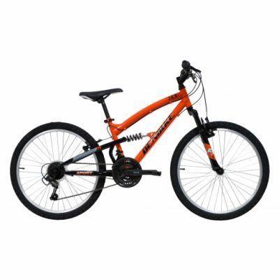 Bicicletas naranja