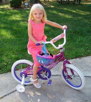 Bicicletas niñas edad