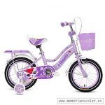 bicicletas para niñas de 5 años