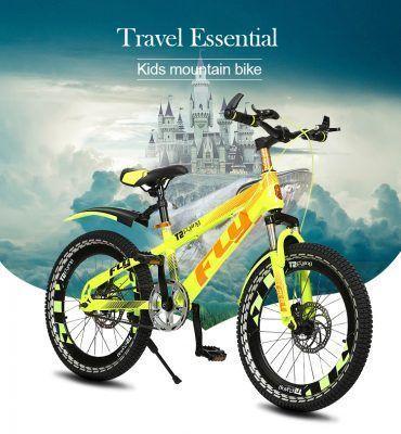 Bicicletas para niños de montaña